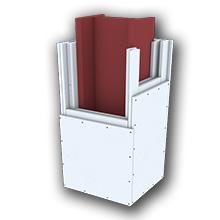 Несущие конструкции R150